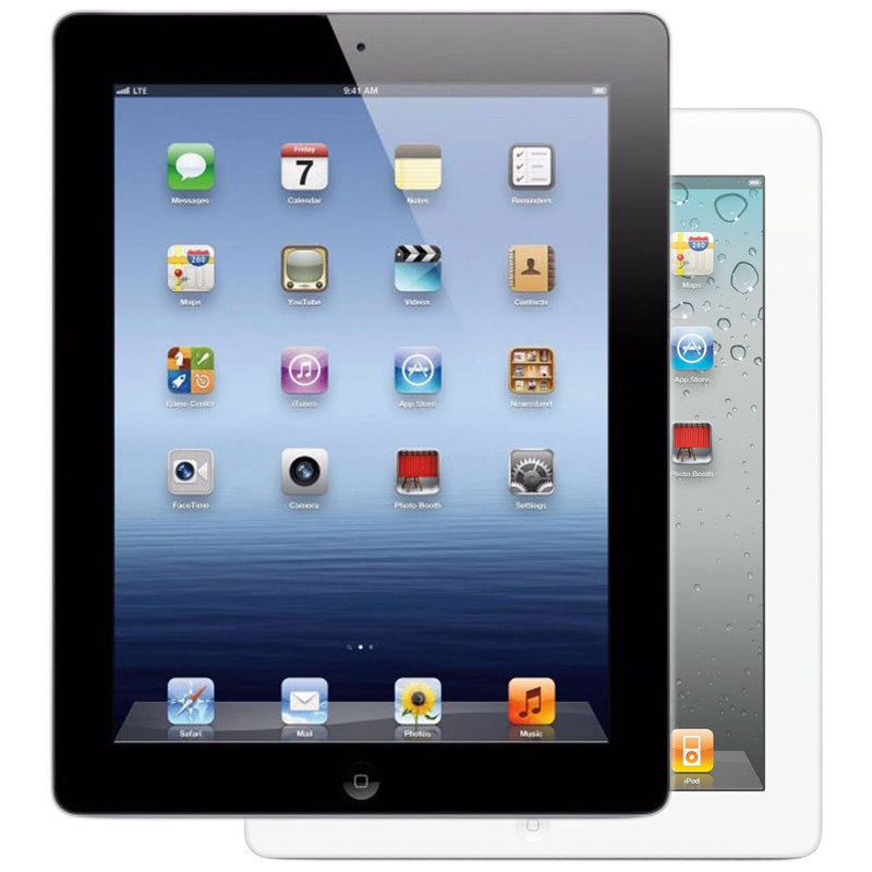 Apple iPad 2 WiFi + 3G Factory Unlocked - Assorted Colors and Sizes Tablets & Computers - DailySale
