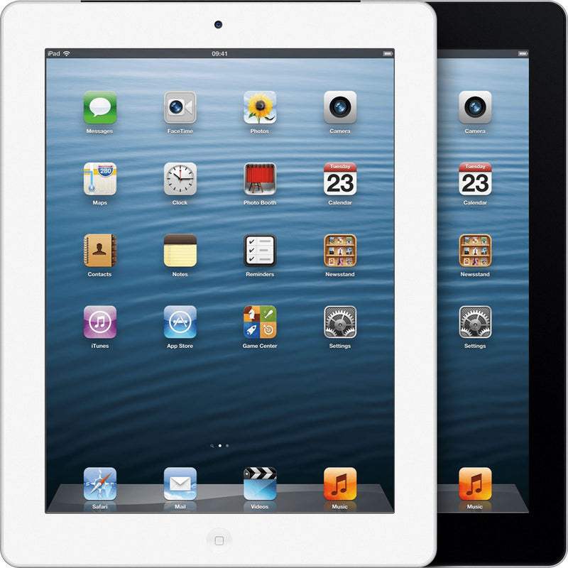 "Apple iPad 4 16GB 9.7"" Retina Display Tablet Tablets - DailySale"