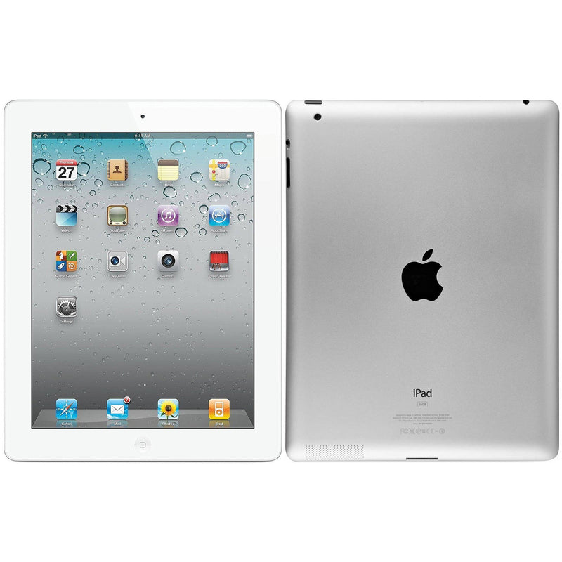 "Apple iPad 4 16GB 9.7"" Retina Display Tablet Tablets White - DailySale"