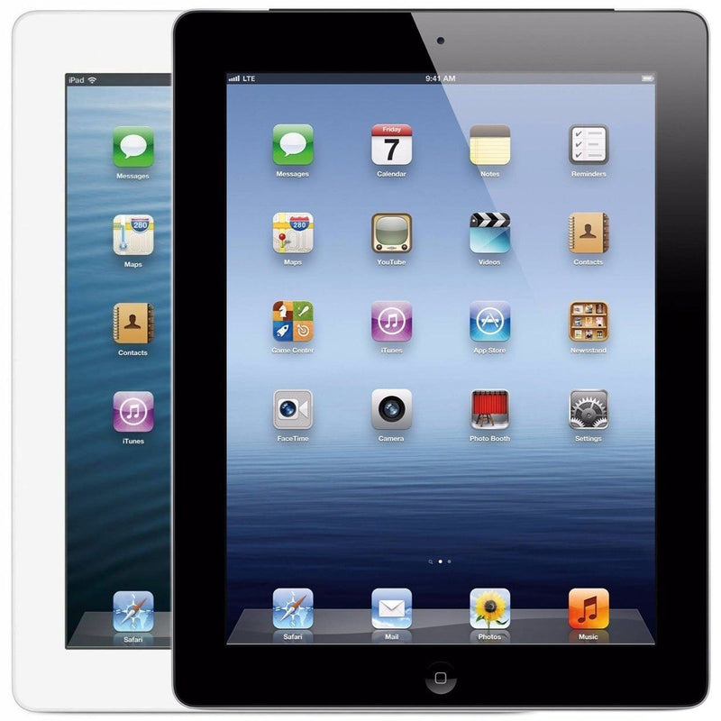 Apple iPad 4th Generation 16GB WIFI + 4G GSM Unlocked - Assorted Colors and Sizes Tablets & Computers - DailySale