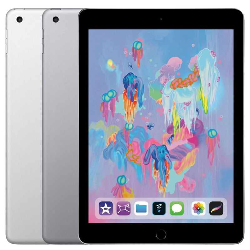 Apple iPad 6th Gen with Wi-Fi 32GB Tablets & Computers - DailySale