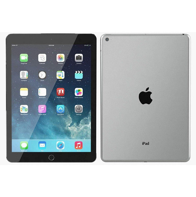 Apple iPad Air 2, 16 GB, Space Gray Tablets & Computers - DailySale