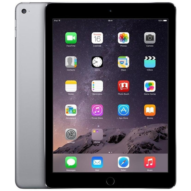 Apple iPad Air Wi-Fi + 4G LTE Factory Unlocked, Space Gray - 16GB Tablets & Computers - DailySale