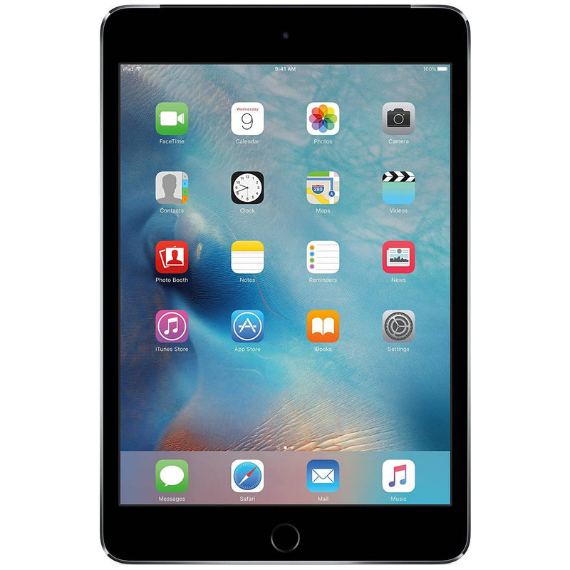 Apple iPad Mini 4, 64GB with Retina Display, Wi-Fi + Cellular - Space Gray Tablets & Computers - DailySale