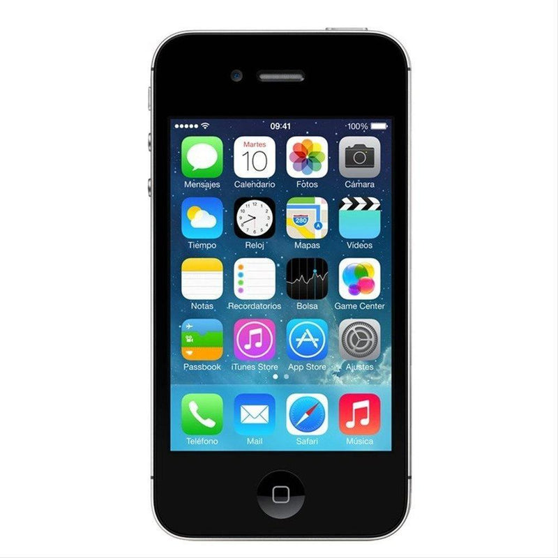 Apple iPhone 4 - Assorted Colors & Sizes Phones & Accessories 8GB Black Unlocked - DailySale