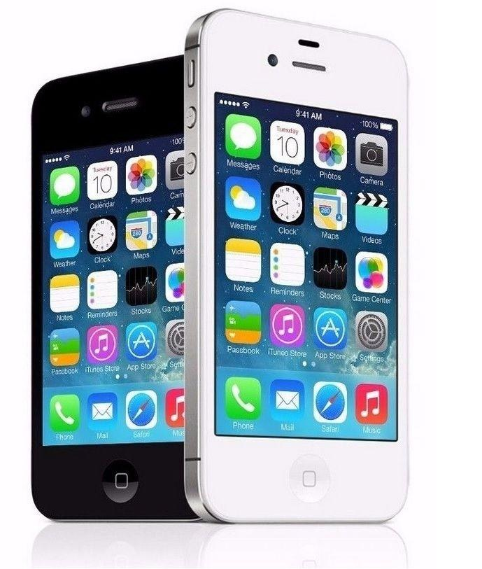 Apple iPhone 4 Verizon - Assorted Colors and Sizes Phones & Accessories - DailySale