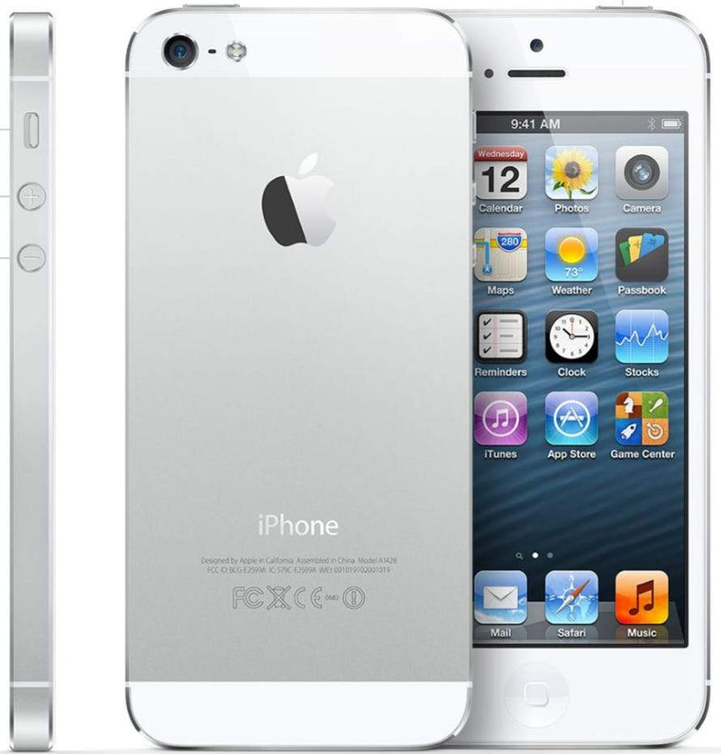 Apple iPhone 5 for AT&T Phones & Accessories 16GB White - DailySale