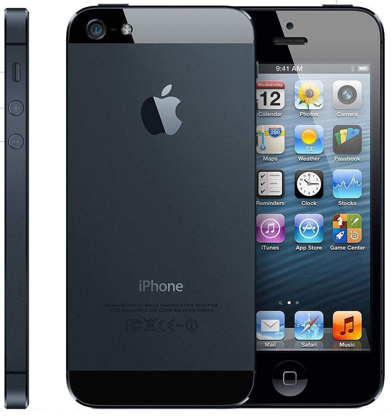 Apple iPhone 5 for Sprint Phones & Accessories Black - DailySale
