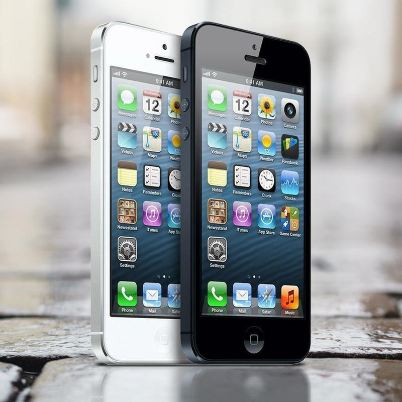 Apple iPhone 5 GSM Unlocked - Assorted Sizes and Colors Phones & Accessories - DailySale