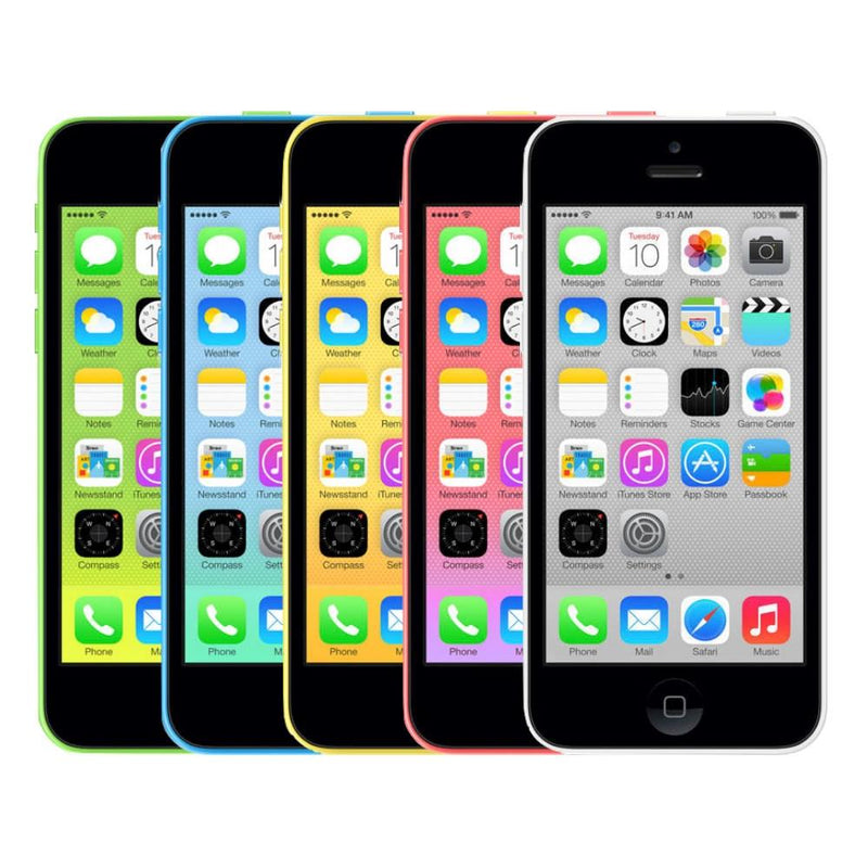 Apple iPhone 5C AT&T Phones & Accessories - DailySale