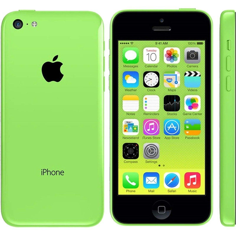 Apple iPhone 5C GSM Unlocked Phones & Accessories 16GB Green - DailySale