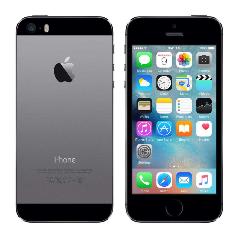 Apple iPhone 5S for AT&T Phones & Accessories 16GB Gray - DailySale