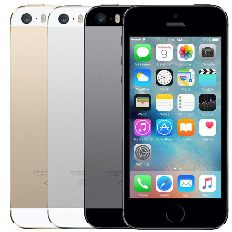 Apple iPhone 5S for AT&T Phones & Accessories - DailySale