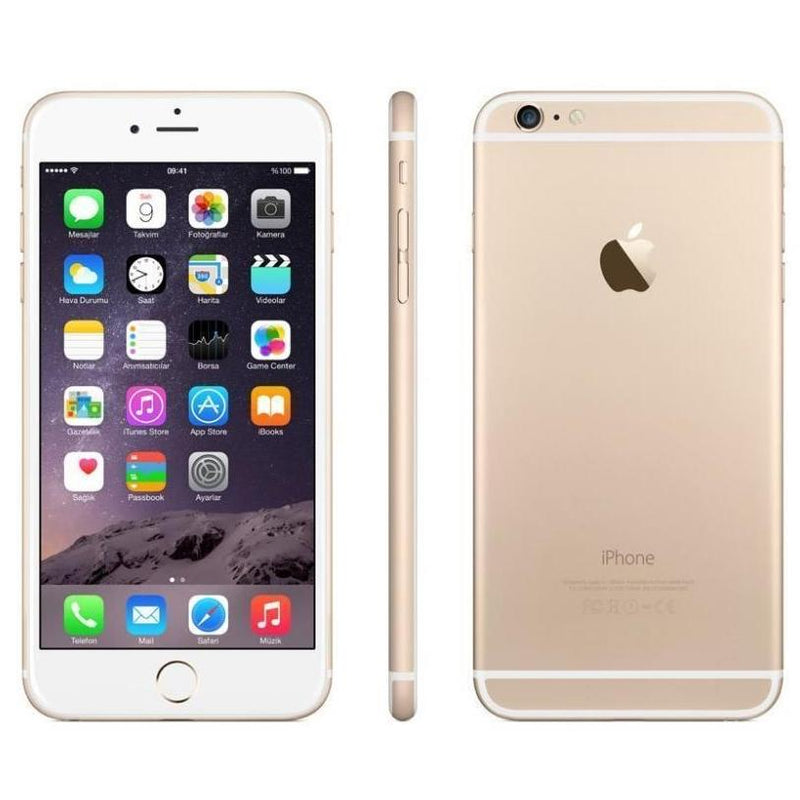 Apple iPhone 6 Factory GSM Unlocked Smartphone Phones & Accessories 16GB Gold - DailySale
