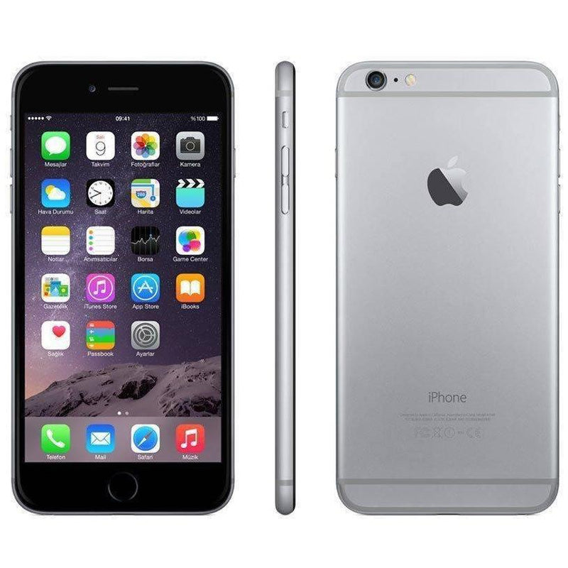 Apple iPhone 6 Factory GSM Unlocked Smartphone Phones & Accessories 16GB Gray - DailySale