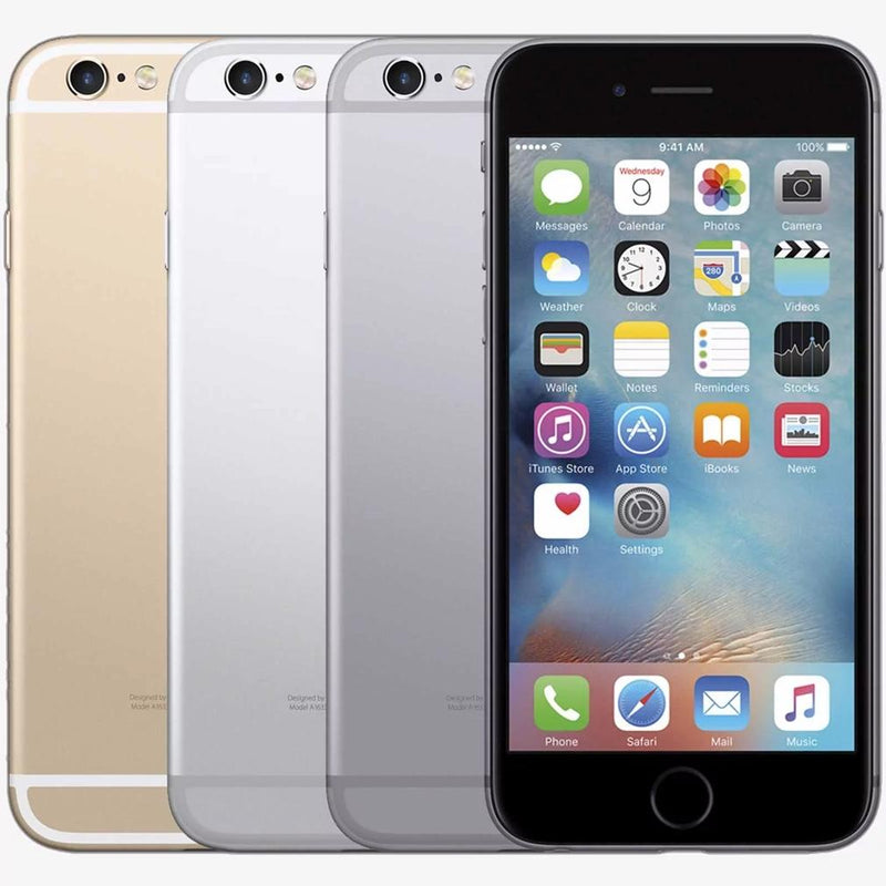 Apple iPhone 6 Plus GSM Unlocked Phones & Accessories - DailySale