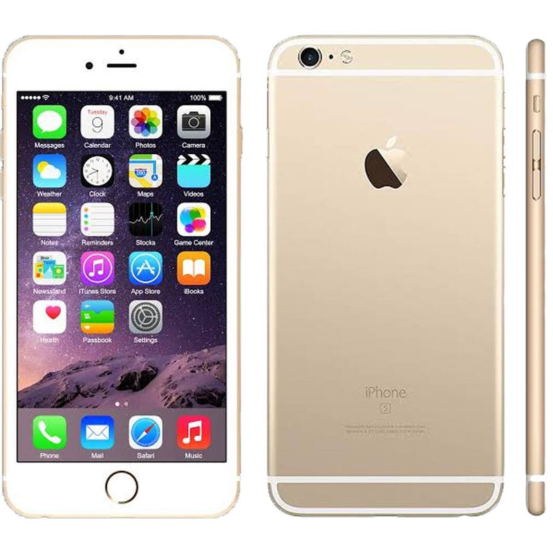 Apple iPhone 6 Plus GSM Unlocked Phones & Accessories Gold - DailySale