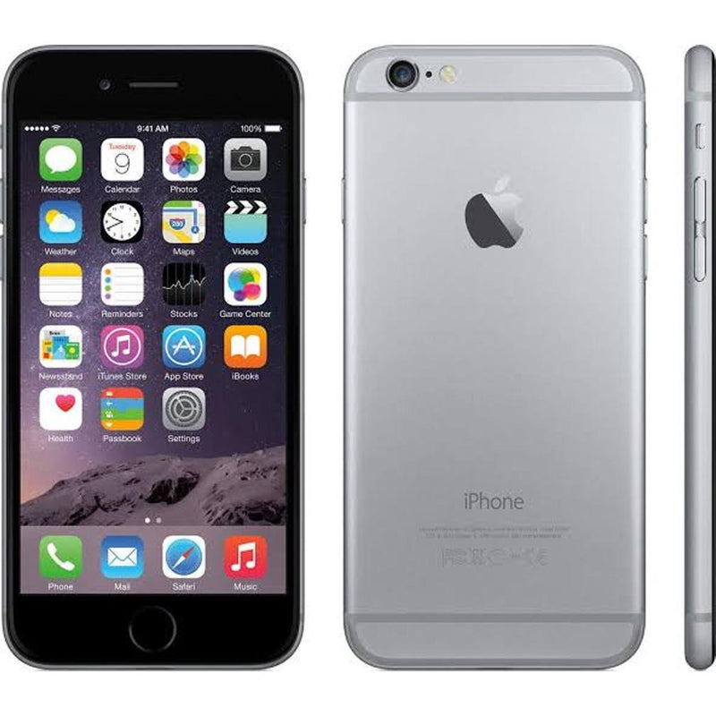 Apple iPhone 6 Plus GSM Unlocked Phones & Accessories Gray - DailySale
