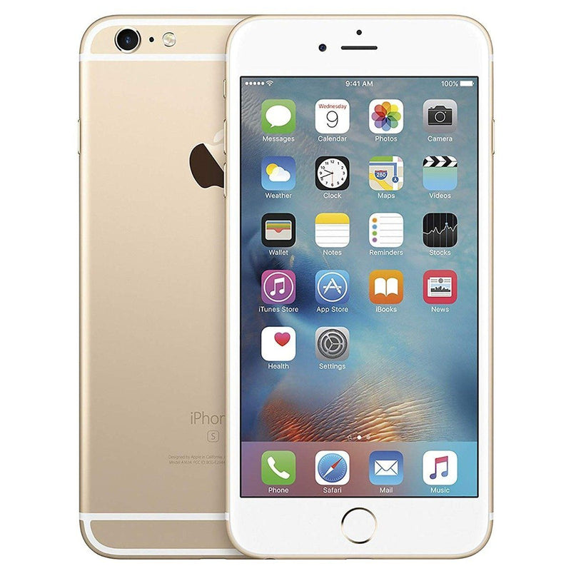 Apple iPhone 6S GSM Unlocked - Assorted Colors and Sizes Phones & Accessories 16GB Gold - DailySale