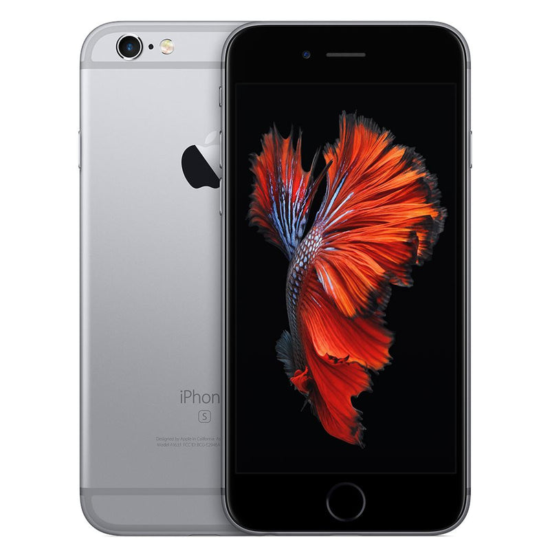 Apple iPhone 6S GSM Unlocked - Assorted Colors and Sizes Phones & Accessories 16GB Gray - DailySale
