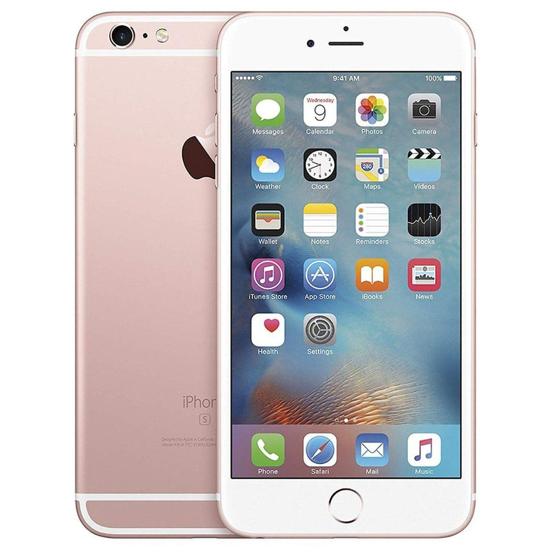 Apple iPhone 6S GSM Unlocked - Assorted Colors and Sizes Phones & Accessories 16GB Rose Gold - DailySale
