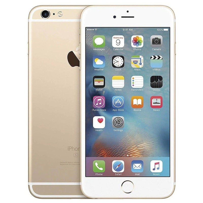 Apple iPhone 6S GSM Unlocked Cell Phones Gold 64GB - DailySale