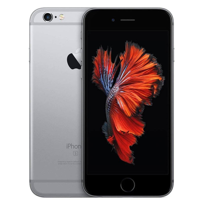 Apple iPhone 6S GSM Unlocked Cell Phones Gray 64GB - DailySale