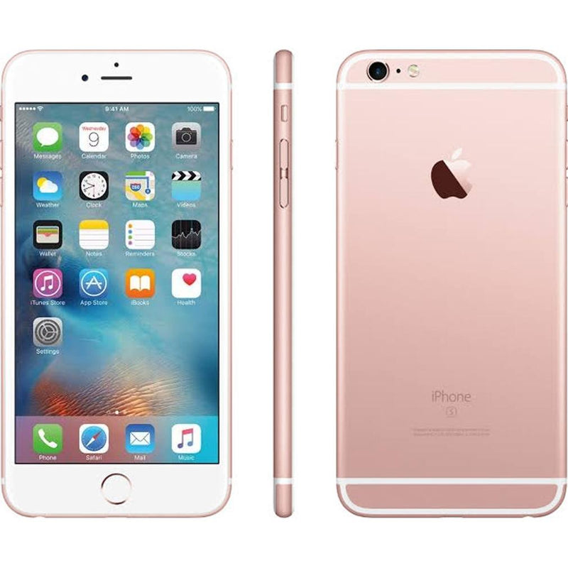 Apple iPhone 6S Unlocked Phones & Accessories 32GB Rose Gold - DailySale