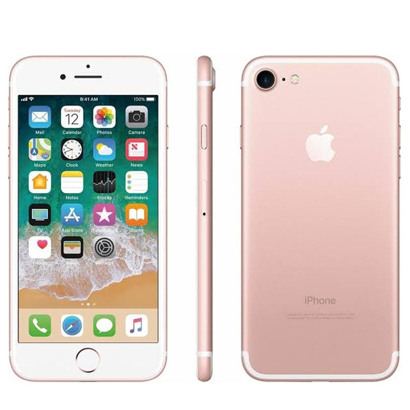 Apple iPhone 7 Fully Unlocked - Assorted Colors and Sizes Phones & Accessories 32GB Rose Gold - DailySale