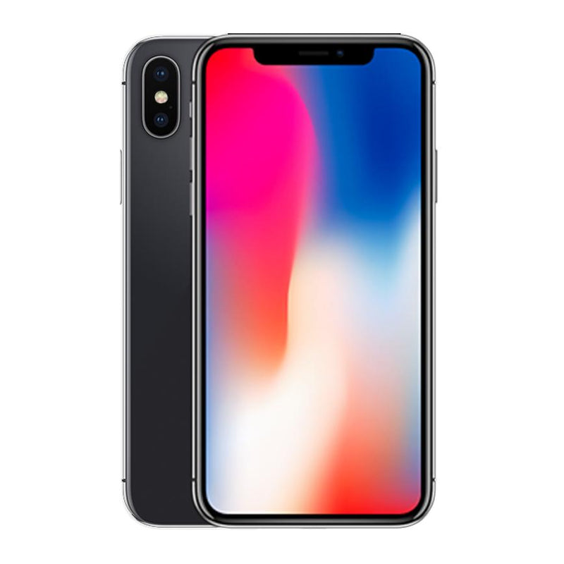 Apple iPhone X 64GB Space Gray GSM Unlocked Cell Phones - DailySale