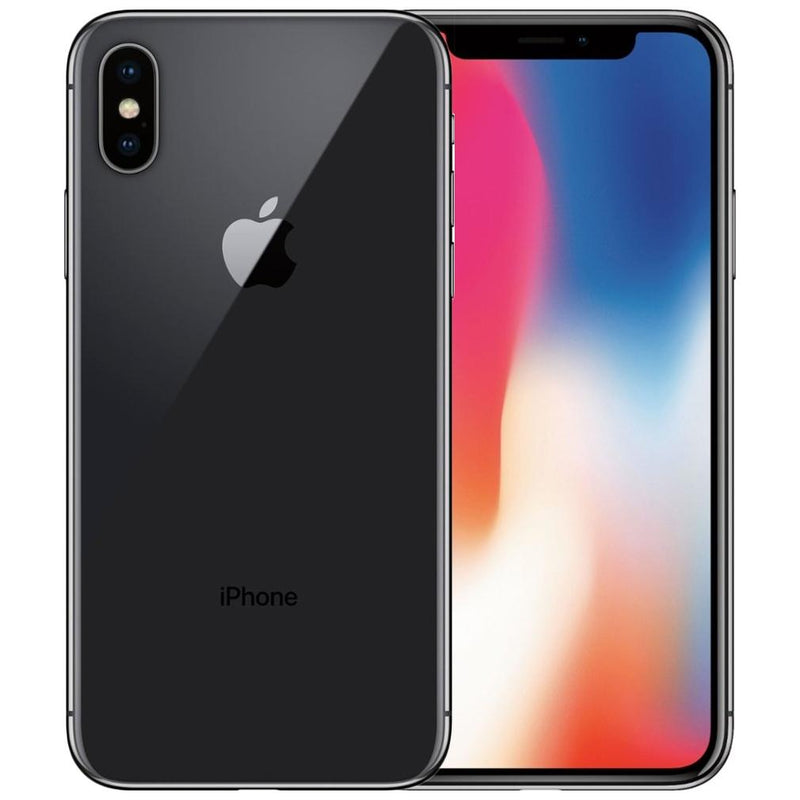 Apple iPhone X GSM Unlocked - Space Gray Phones & Accessories 64GB - DailySale