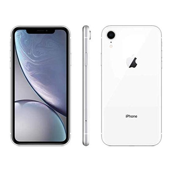 Apple iPhone XR for AT&T Cricket & H2O Cell Phones White 64GB - DailySale