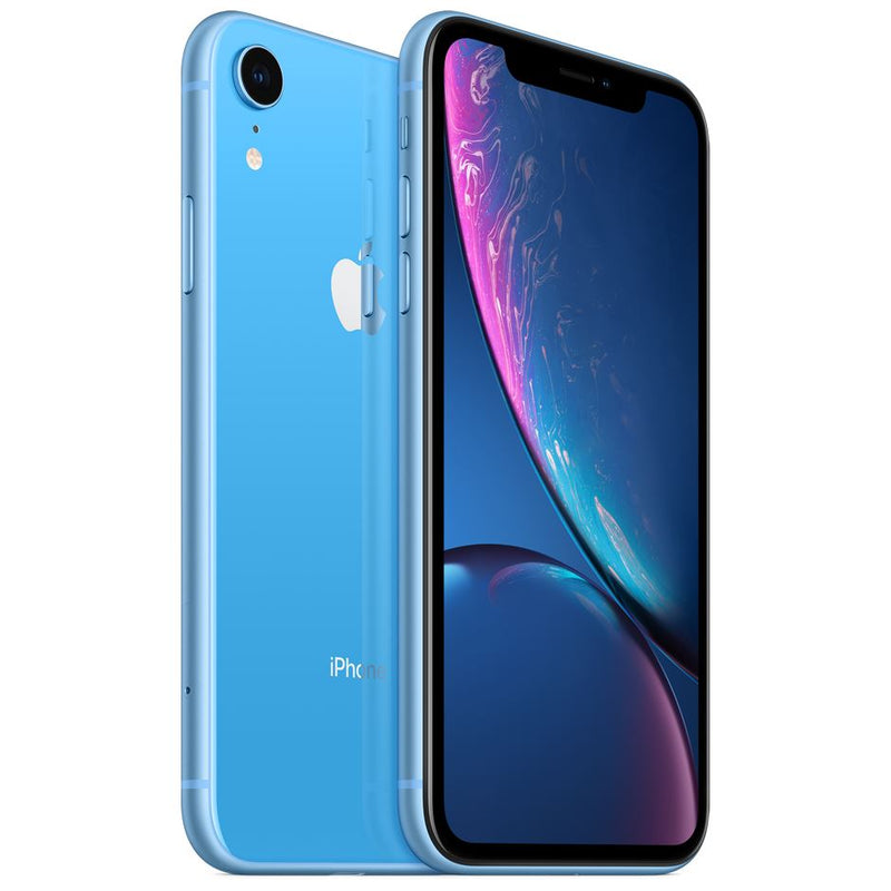 Apple iPhone XR - Fully Unlocked Cell Phones 64GB Blue - DailySale