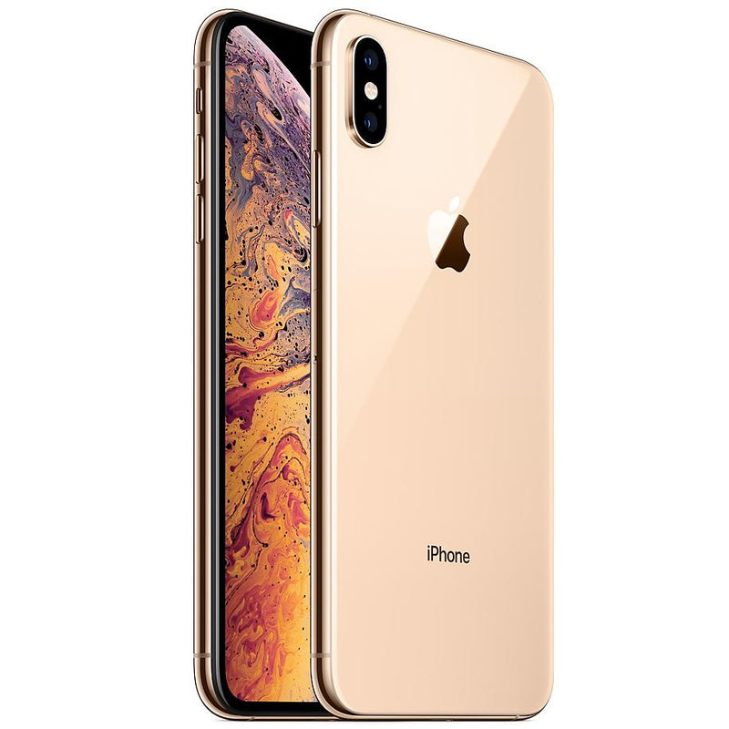 Apple iPhone XS Max for AT&T Cricket & H2O Cell Phones 64GB Gold - DailySale
