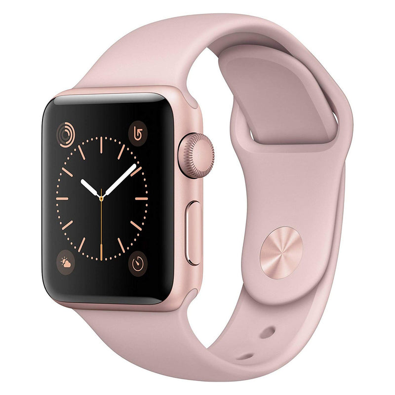 Apple Watch Series 2 Smartwatch - Assorted Colors and Sizes Smart Watches 38MM Rose/Pink - DailySale