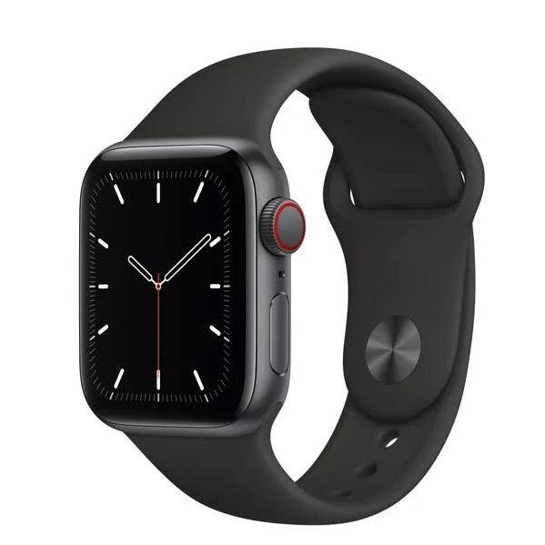 Apple Watch Series 4 GPS + Cellular 4G Smart Watches Black 40mm - DailySale