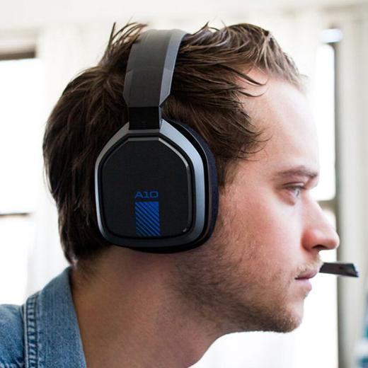 ASTRO Gaming A10 Gaming Headset - PlayStation 4 Headphones & Speakers - DailySale
