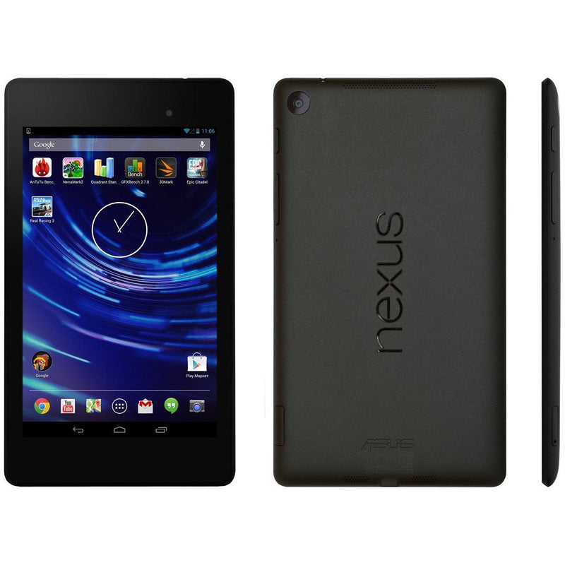 ASUS Google Nexus 7 16 GB Tablet PC 2nd Generation Tablets - DailySale