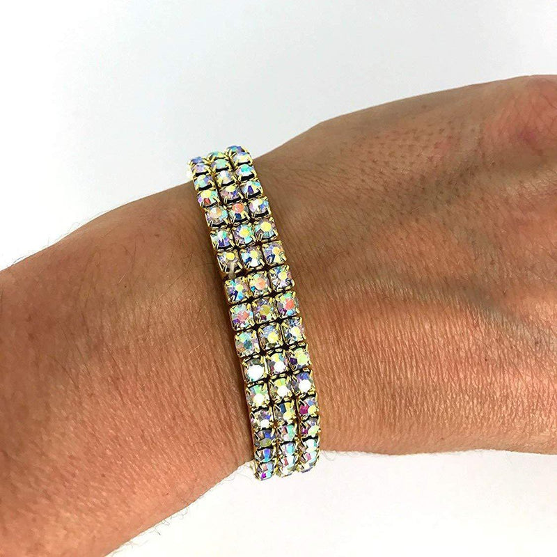 Aurora Borealis Stretch Bracelet Jewelry - DailySale