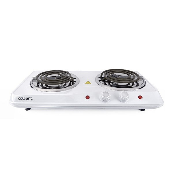 Courant 1700 Watts Electric Double Burner - DailySale, Inc