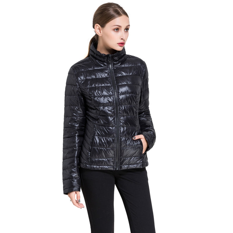 Women's Goose Down Lightweight Puffer Jacket - DailySale, Inc