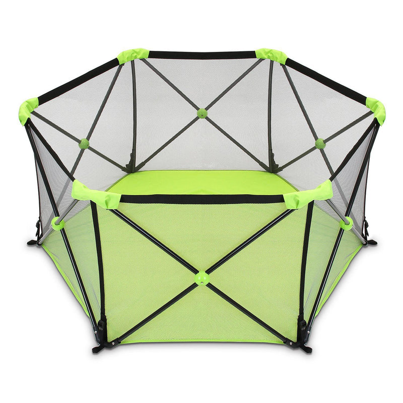 Baby Safe Playpen Portable Play Yard Baby - DailySale