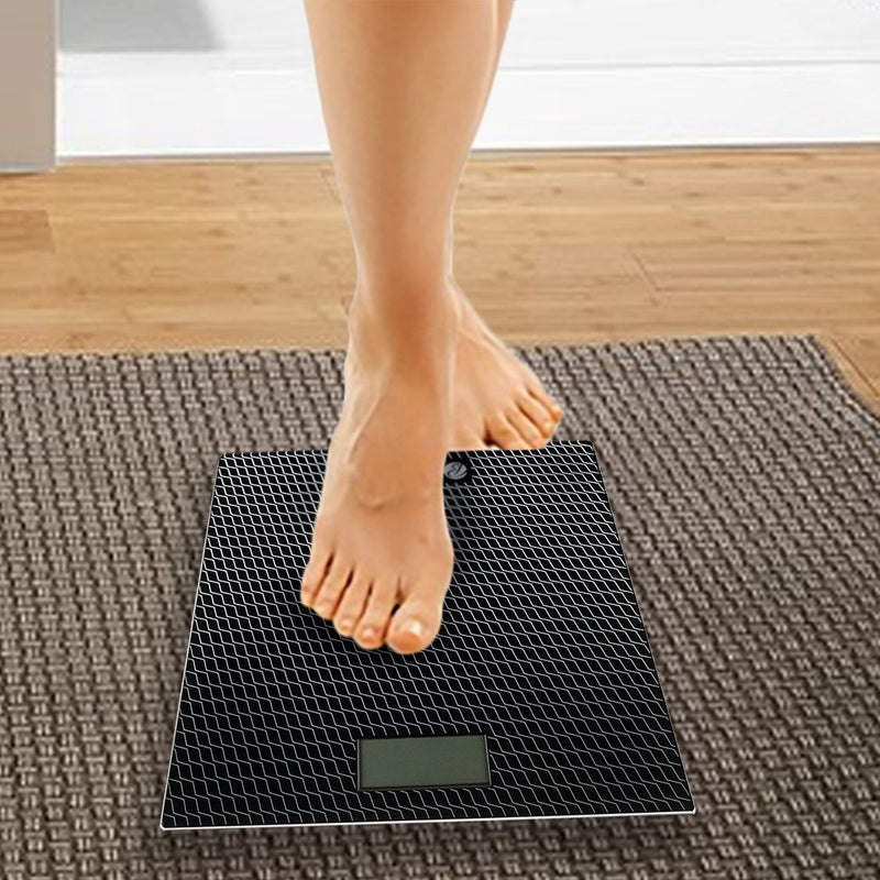 Bally Total Fitness Digital Bathroom Scale Wellness & Fitness - DailySale
