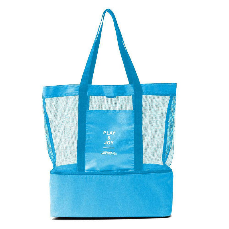 Beach Bags with Insulated Cooler