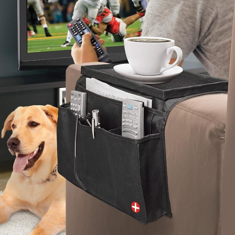 Bell + Howell Armrest Organizer Home Essentials - DailySale