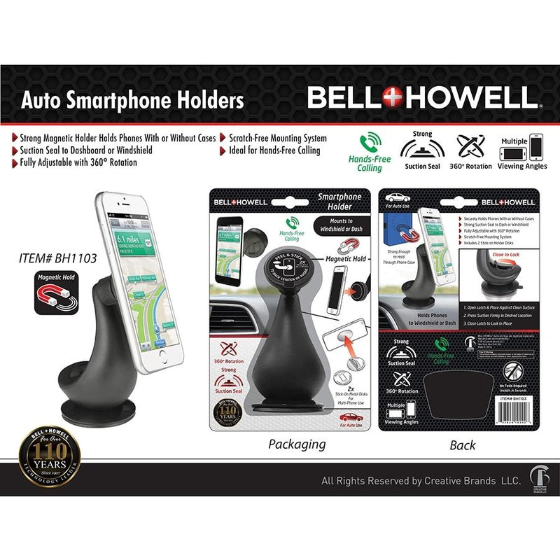 Bell + Howell - Auto Smartphone Holders Phones & Accessories - DailySale
