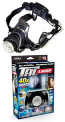 Bell + Howell Taclight Headlamp Sports & Outdoors - DailySale