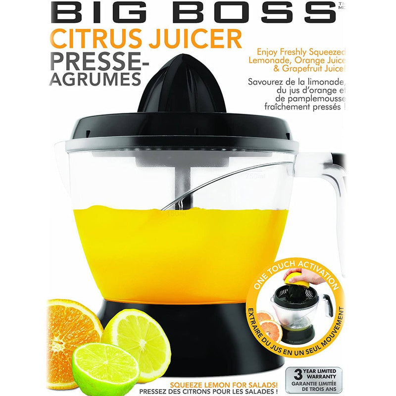 Big Boss 8962 Electric Citrus Juicer Kitchen & Dining - DailySale