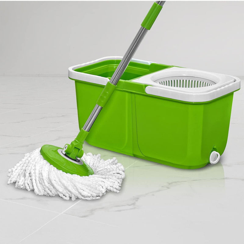 Big Boss InstaMop The Spinning Action Mop Household Appliances - DailySale