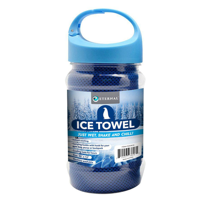 Blue Ice Towel Sports & Outdoors - DailySale